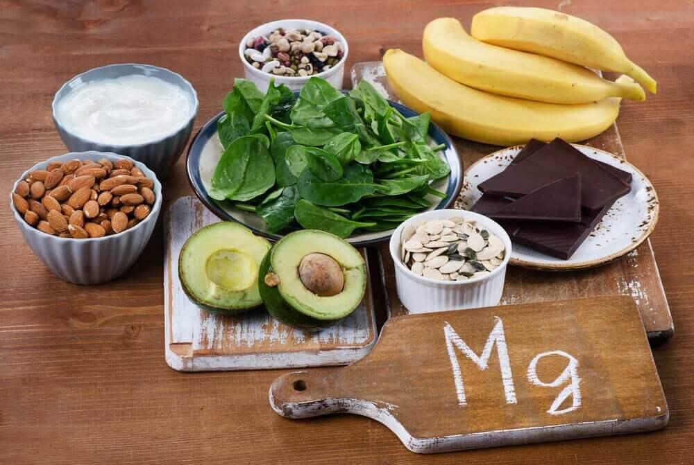 φρούτα που προσφέρουν μαγνήσιο
