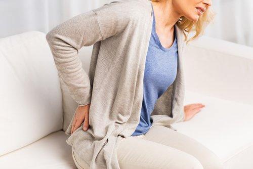 Προβλήματα στα νεφρά και πόνος στη μέση