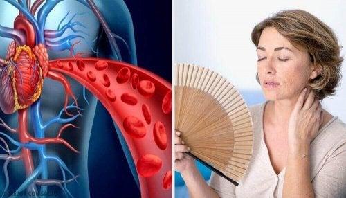 Πώς επηρεάζει η εμμηνόπαυση την υγεία της καρδιάς