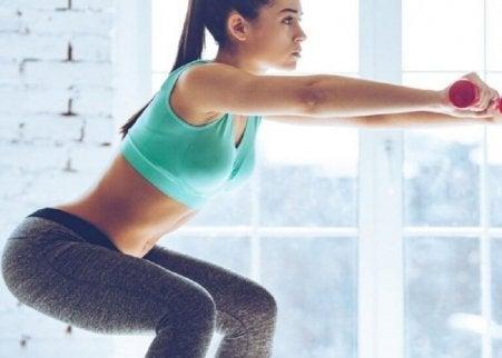 γόνατα, Ασκήσεις για την ενδυνάμωση του γονάτου