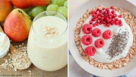 4 πρωινά με βρώμη για επιτάχυνση του μεταβολισμού
