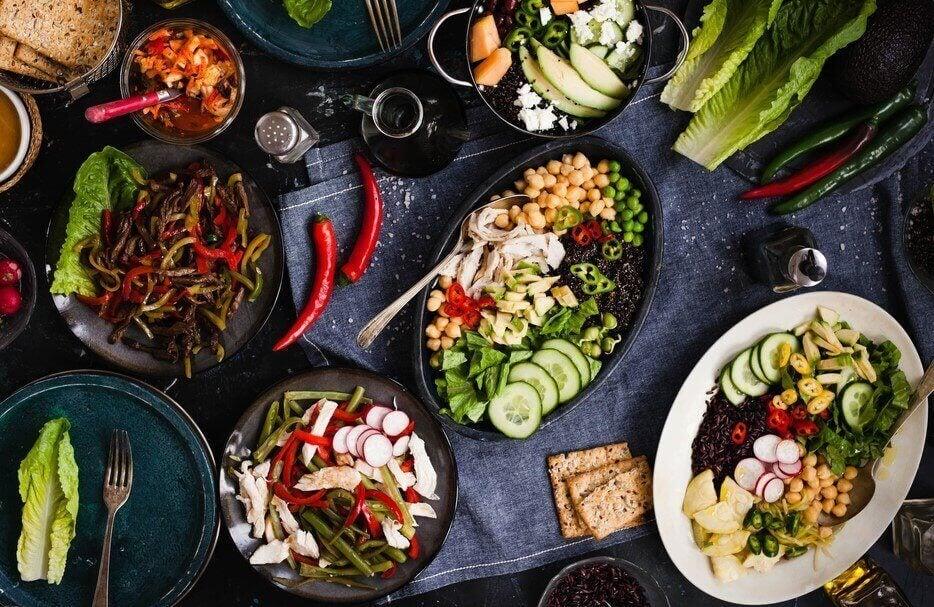 πιατα με λαχανικα που επιταχύνουν το μεταβολισμό