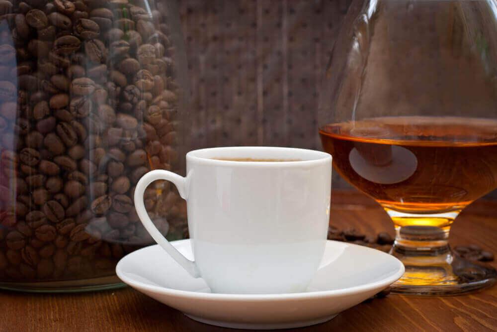 καφές σε κούπα