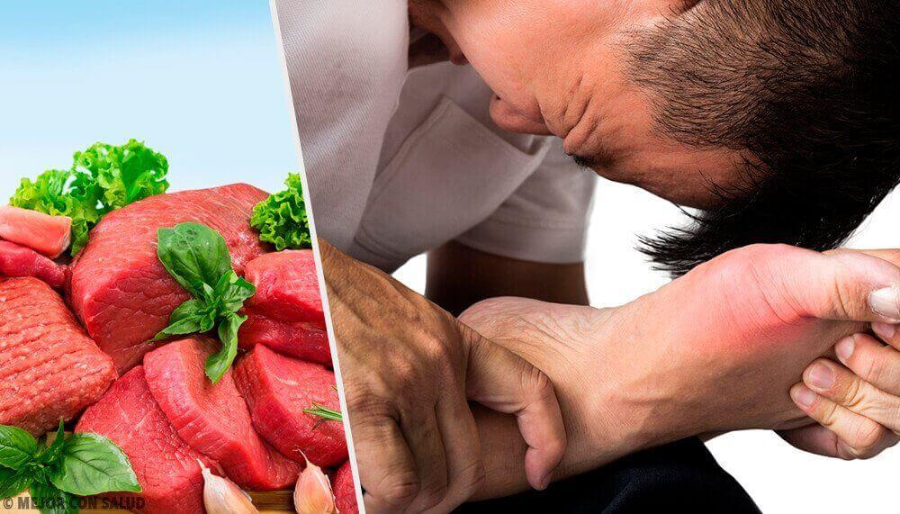 Ποια 7 τρόφιμα αυξάνουν τα επίπεδα του ουρικού οξέος;