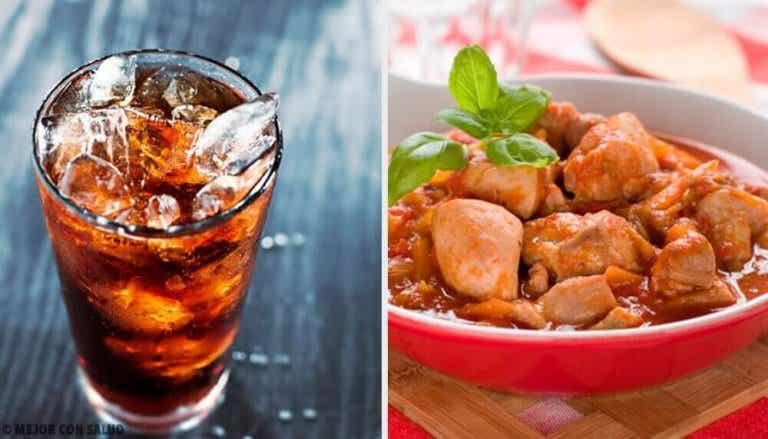 2 συνταγές για κοτόπουλο με Coca Cola. Είναι τέλειο!