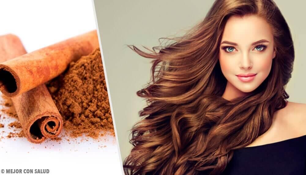 Κανέλα για όμορφα και υγιή μαλλιά. Δοκιμάστε την σήμερα b4a1365bd3a