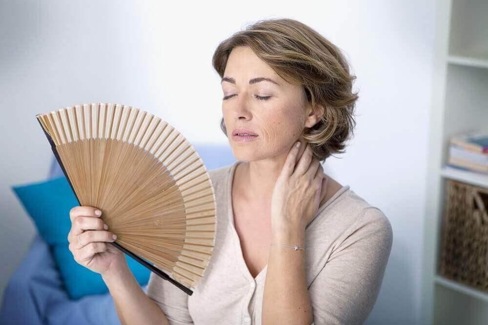 φυσικά προϊόντα για να διαχειριστείτε την εμμηνόπαυση