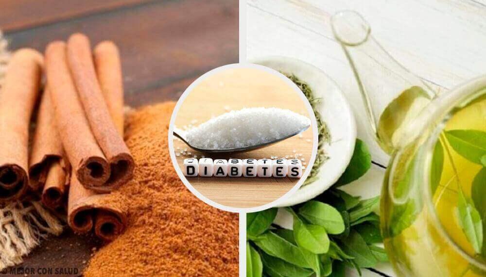 7 φαρμακευτικά εγχύματα για να θεραπεύσετε το διαβήτη φυσικά