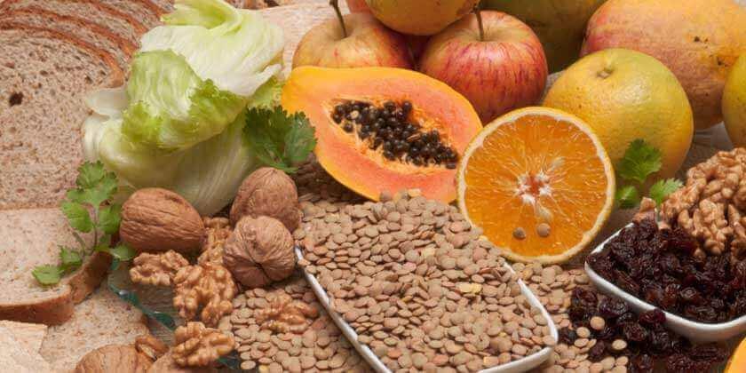 φρουτα και λαχανικα - απαλλαγείτε από τις αιμορροΐδες