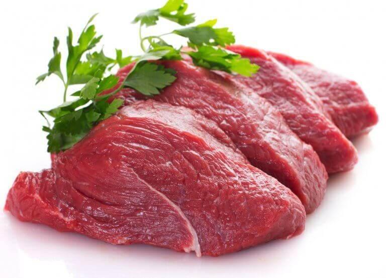 βελτιώσουν τη διάθεσή σας κόκκινο κρέας σε φέτες