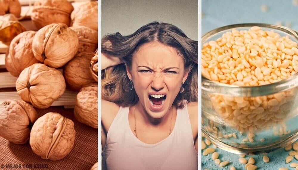 7 τροφές που μπορούν να βελτιώσουν τη διάθεσή σας