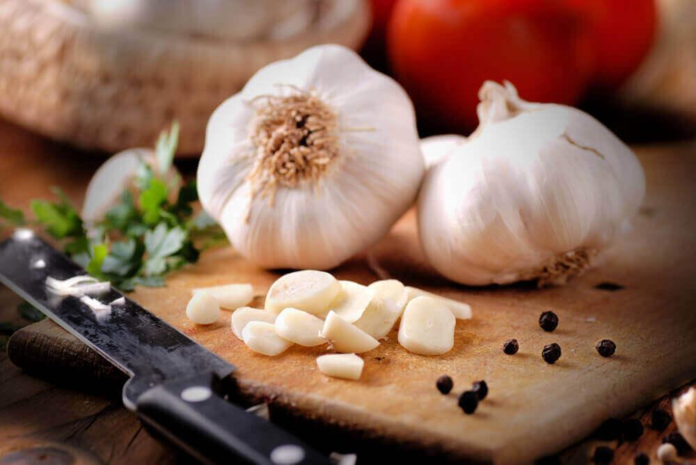 ιδιότητες του σκόρδου