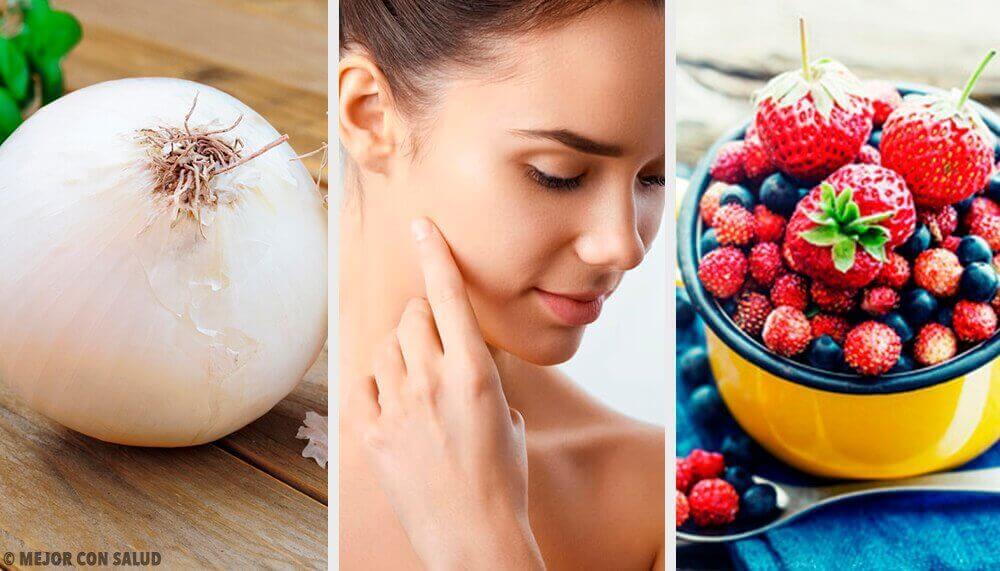 Τα 8 τρόφιμα που παρέχουν το περισσότερο κολλαγόνο για όμορφο δέρμα