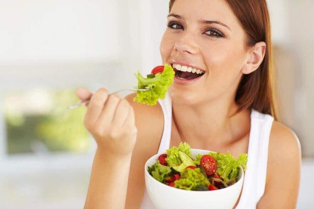 Δοκιμάστε αυτή την αυστηρά χορτοφαγική δίαιτα για απώλεια βάρους