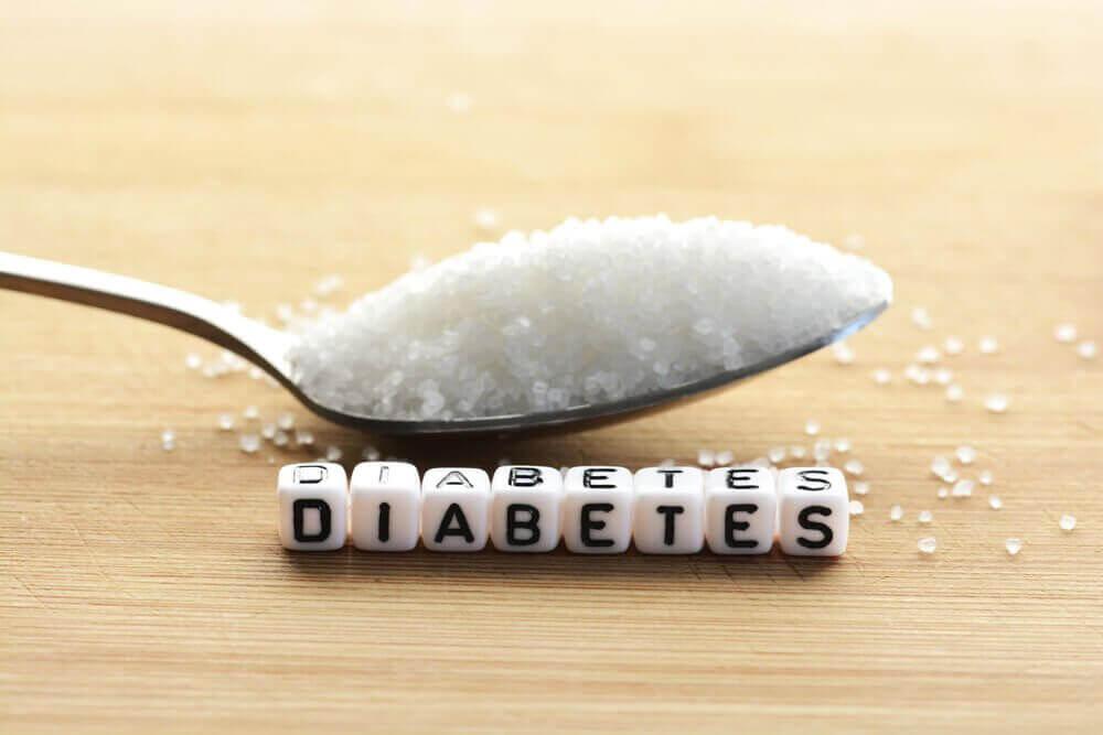 διατροφή για τους διαβητικούς ζάχαρη σε κουτάλι