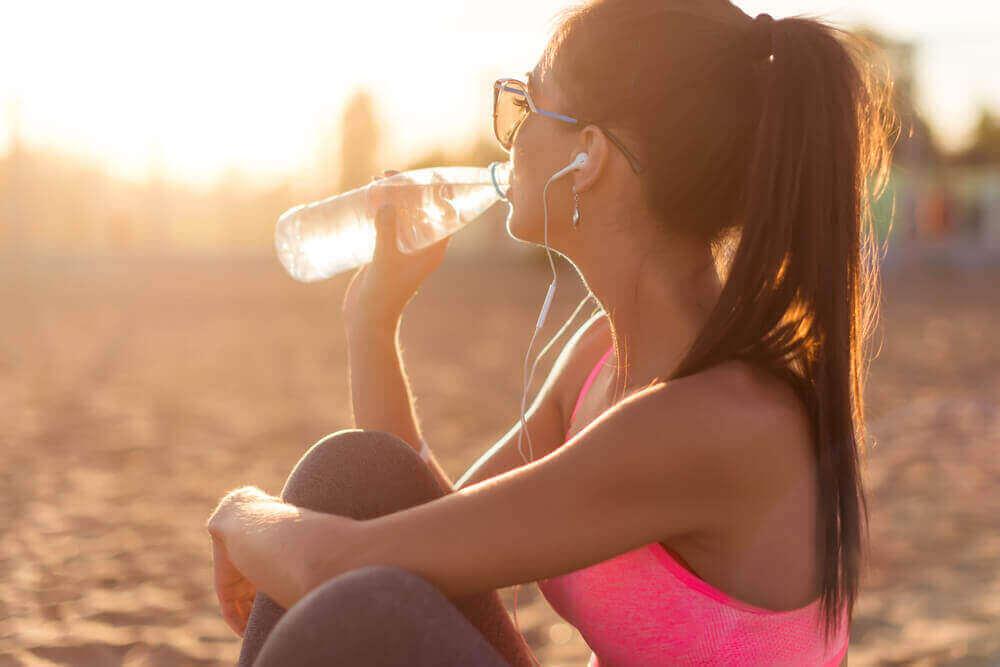 φανταστική θεραπεία με νερό για απώλεια βάρους
