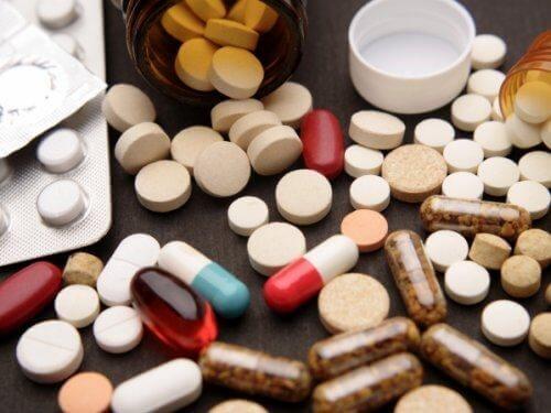 διαφορετικά χάπια