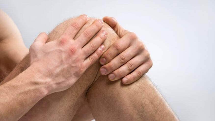 ρευματισμοί και πόνος στο γόνατο