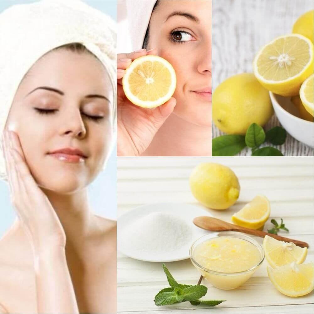 Λεμόνι ως φυσικό καλλυντικό: 6 τρόποι χρήσης του
