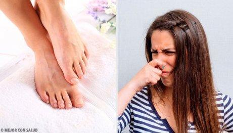 Πόδια που μυρίζουν; 11 σπιτικές λύσεις για να απαλλαγείτε!