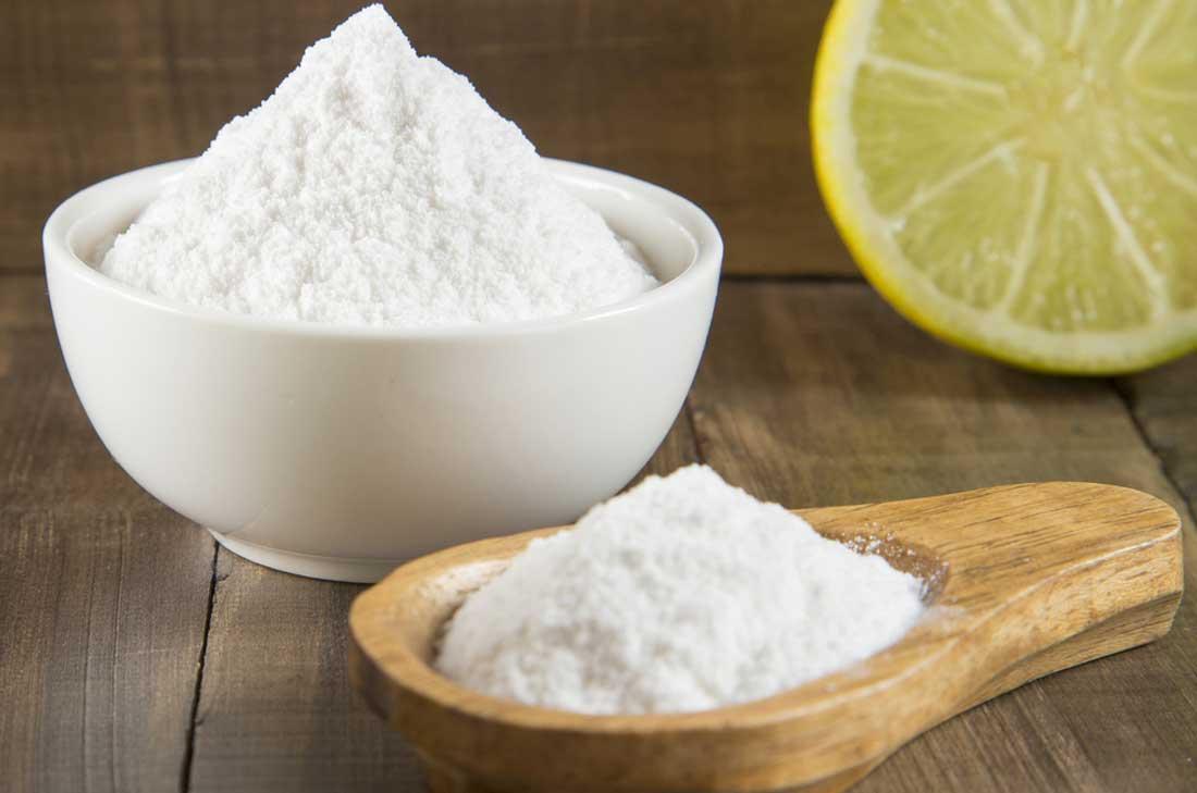 Λεμόνι και μαγειρική σόδα για αδυνάτισμα