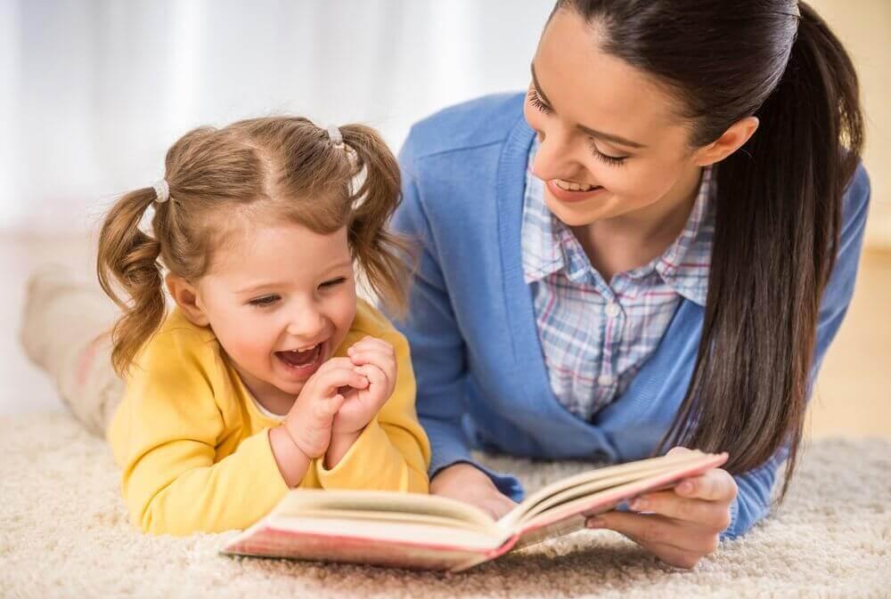 σχέση μητέρας-παιδιού;, μαθήματα