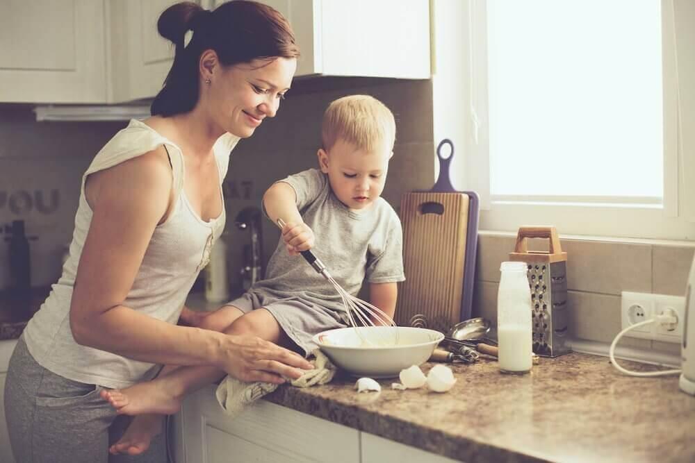 παιδί, μαμά - μαθησιακές δυσκολίες