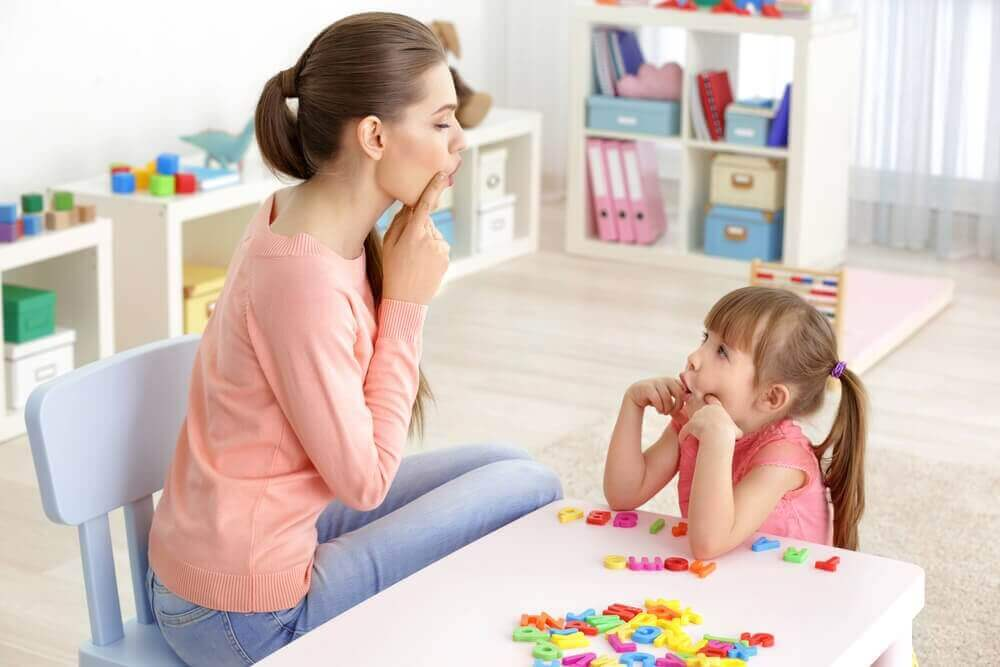 6 ασκήσεις για να βοηθήσετε τα παιδιά με γλωσσικές διαταραχές