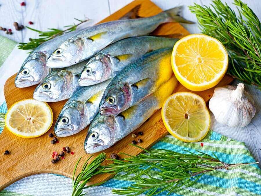 Όμορφο δέρμα - Ψάρια