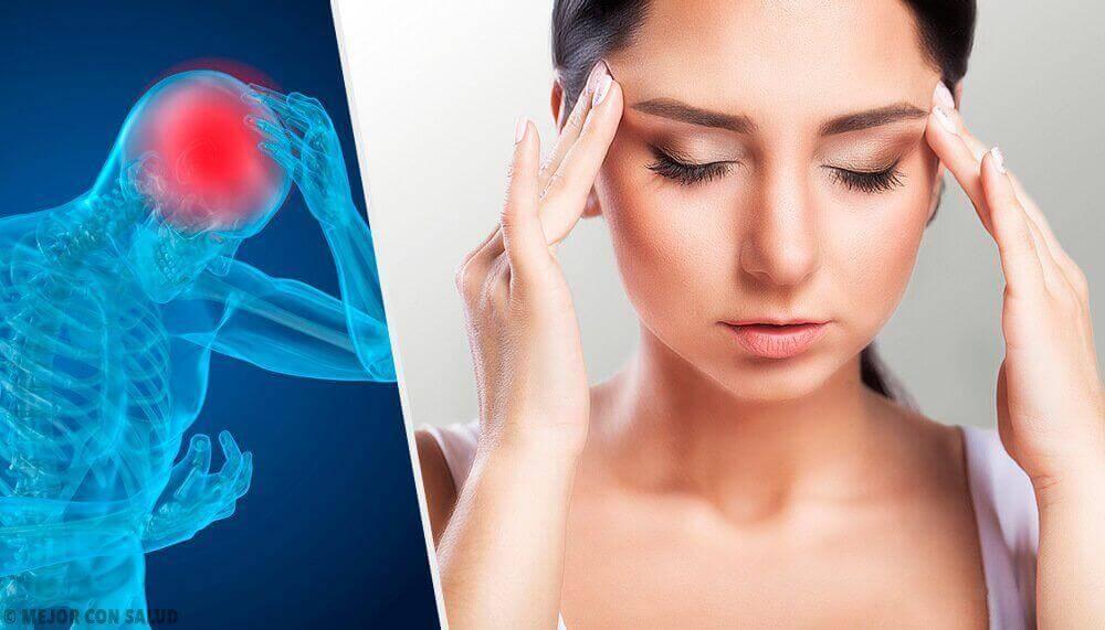 5 συνηθισμένες αιτίες πονοκεφάλων
