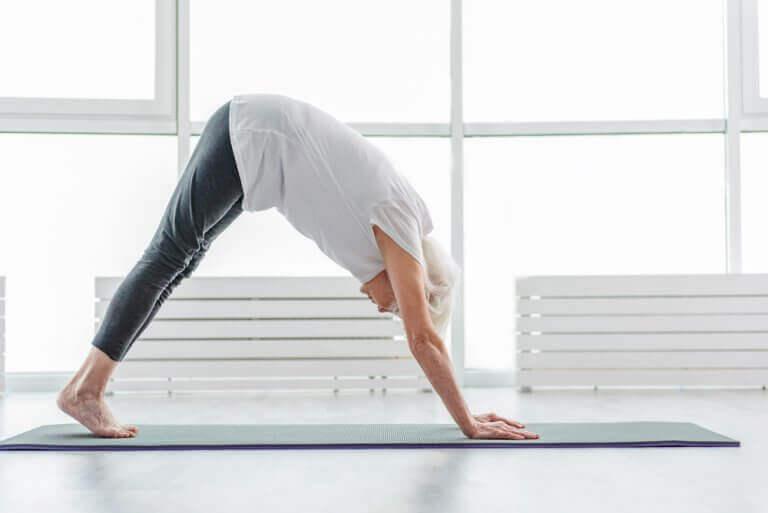 άσκηση για φτάσετε σε μεγάλη ηλικία.