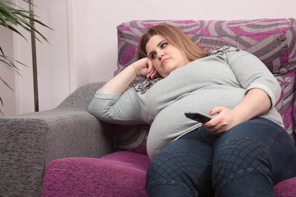Έλλειψη βιταμίνης D: παχυσαρκία