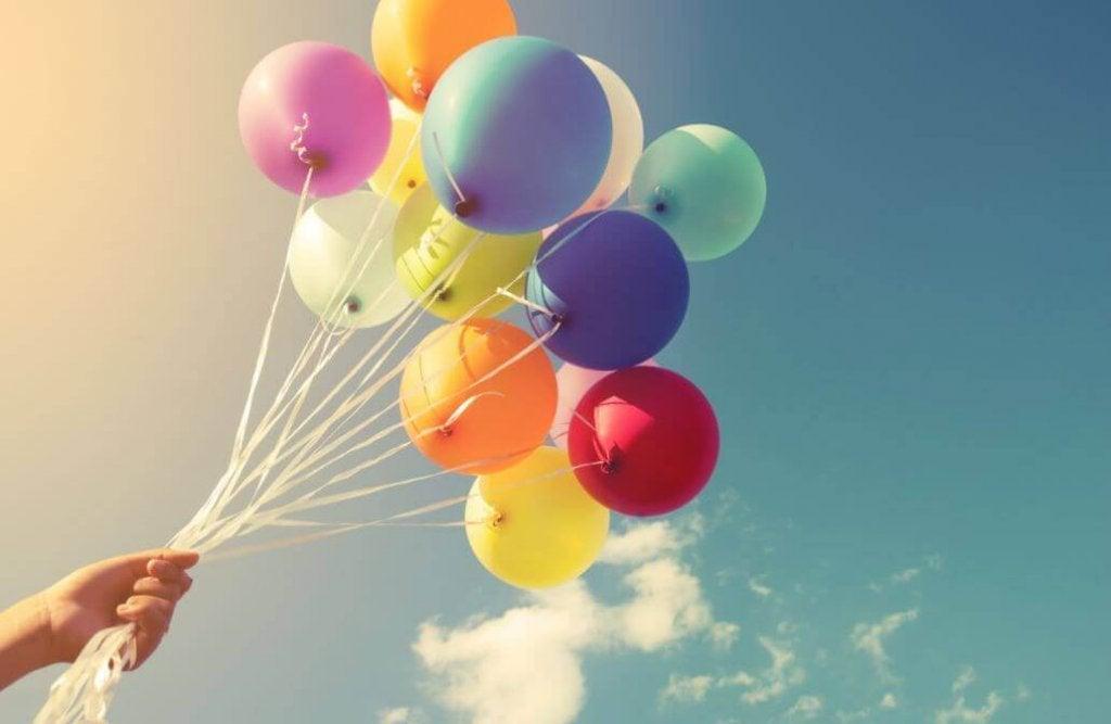 16 σούπερ ιδέες διακόσμησης με μπαλόνια!