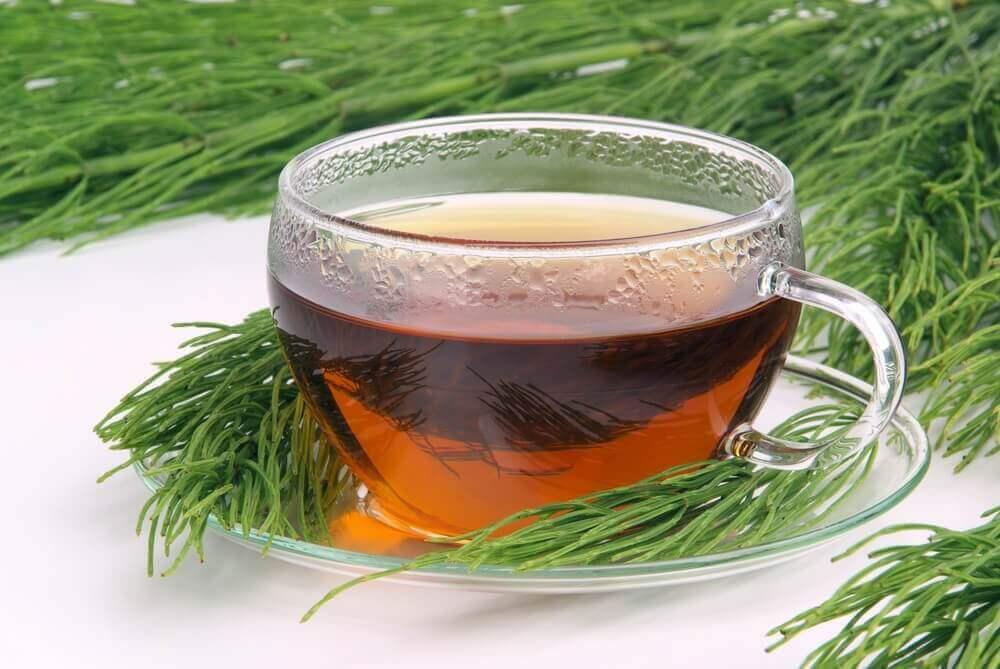 καταπολεμήσετε την επιπεφυκίτιδα με τσάι από εκουιζέτο