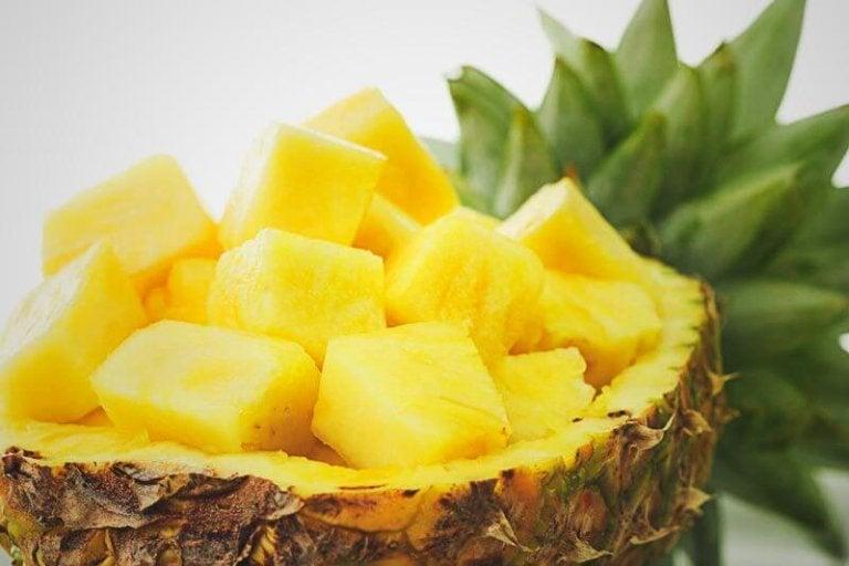 Εύκολες και αποτελεσματικές φυσικές θεραπείες με ανανά