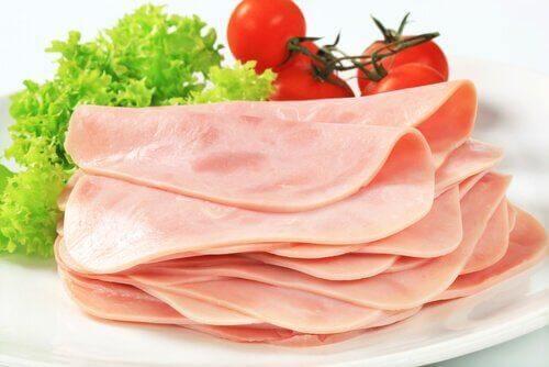 φέτες ζαμπόν και ντομάτα, πως να χάσετε βάρος και λίπος