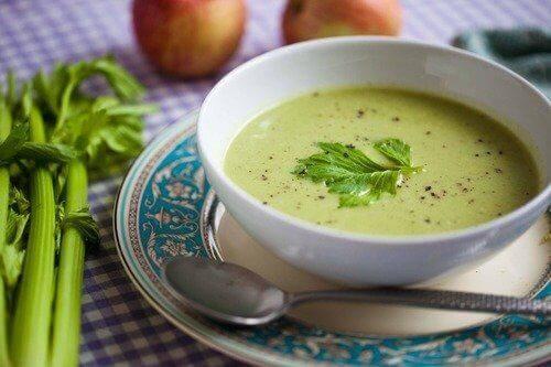 πράσινη σούπα, πως να χάσετε βάρος και λίπος
