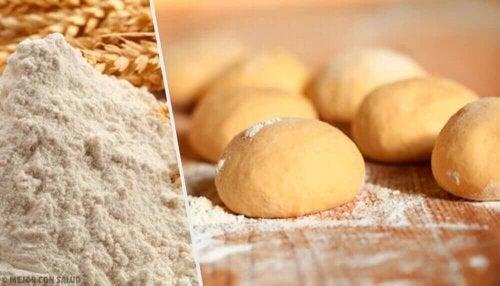 Νόστιμη και εύκολη συνταγή για χειροποίητο ψωμί