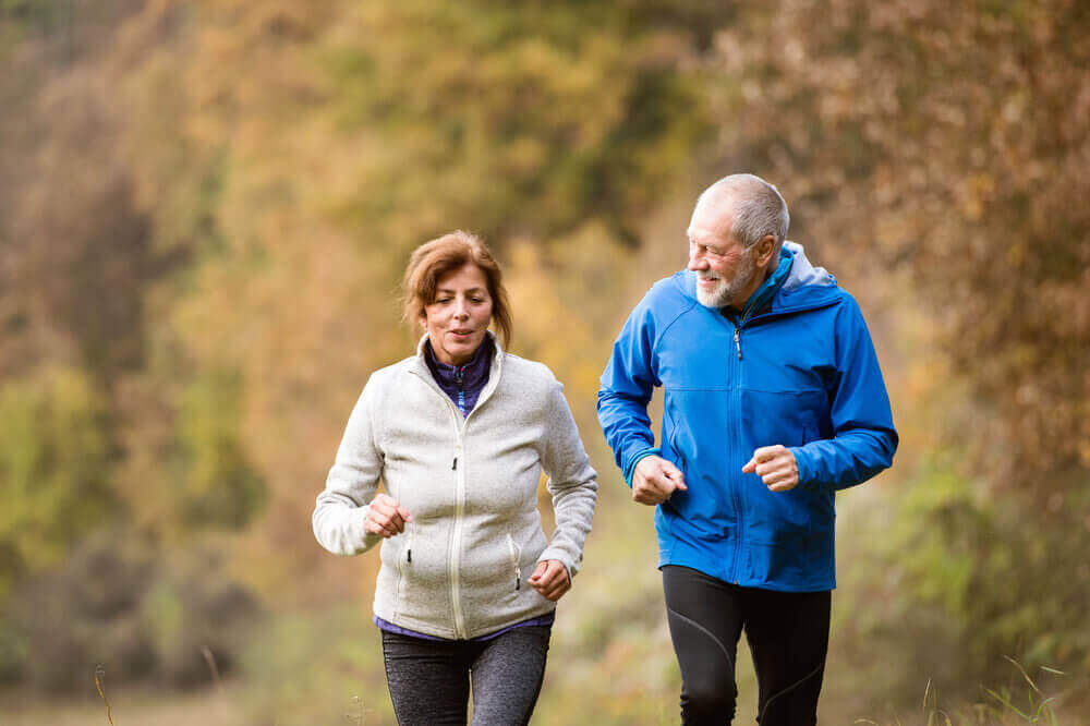Τέσσερις σημαντικές ασκήσεις για ηλικιωμένους