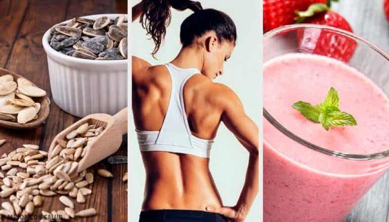 Αποκτήστε μύες κάνοντας βέγκαν διατροφή. Δοκιμάστε τη