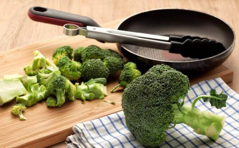 Βάλτε κουρκουμά στη διατροφή σας: μπρόκολο
