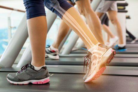 Μουδιασμένες αρθρώσεις - Άσκηση