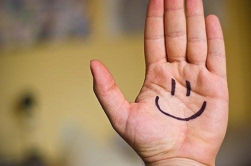 Αρνητικές σκέψεις - Ένα ζωγραφιστό χαμόγελο