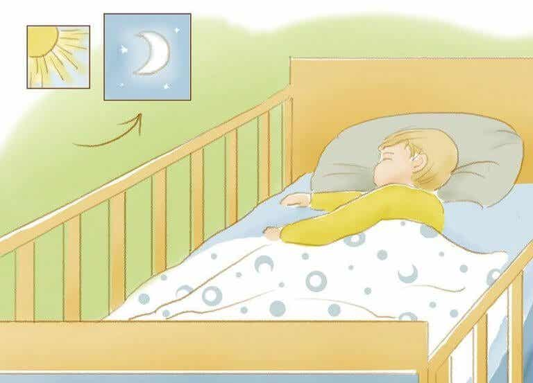Μάθετε στο παιδί σας να κοιμάται όλη τη νύχτα. Τι να κάνετε