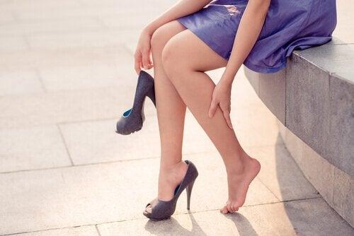 κιρσοί πόνος στις γάμπες κιρσοί στα πόδια