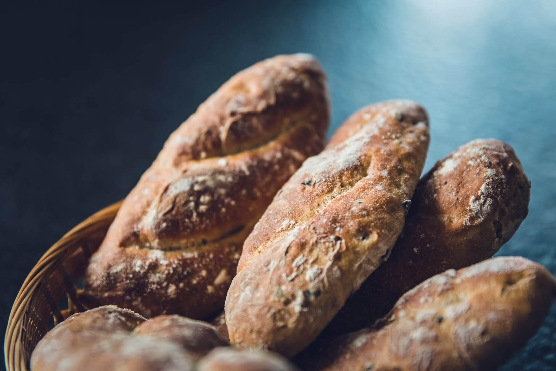 ψωμί ολικής αλέσης