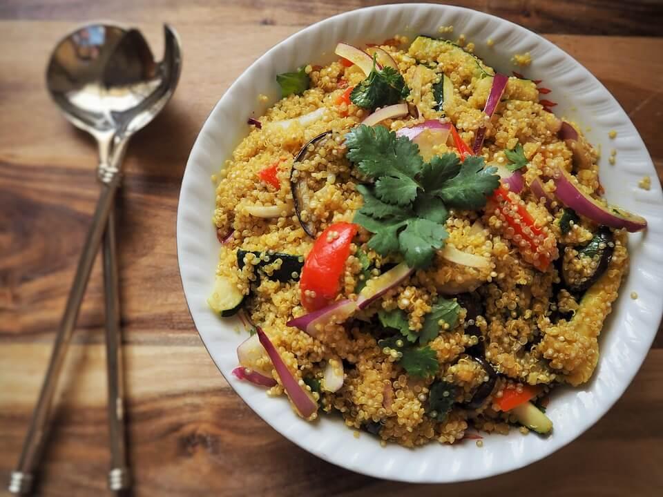 συνταγές με κινόα
