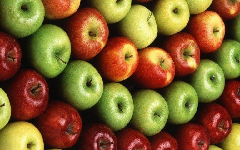 δίαιτα με μήλα