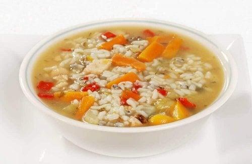 Ανακούφιση από τη διάρροια με 3 σούπες: μάθετε να τις φτιάχνετε