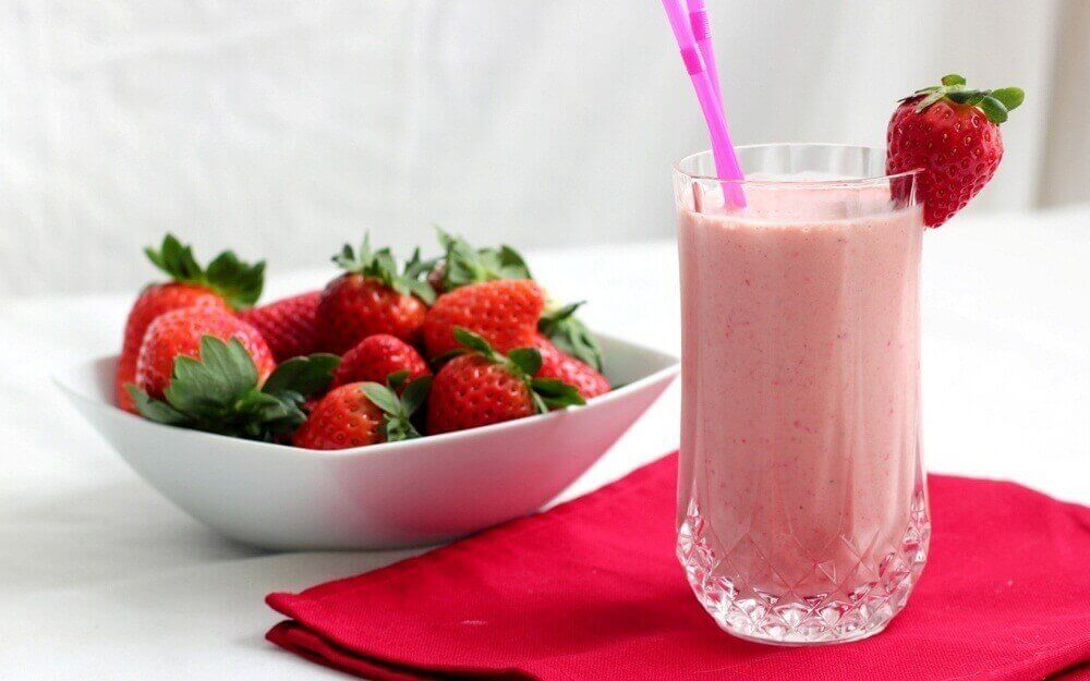 smoothies για πρωινό